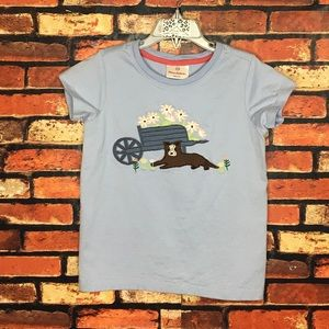 Euro Size 110 (5T) Hanna Andersson T-Shirt